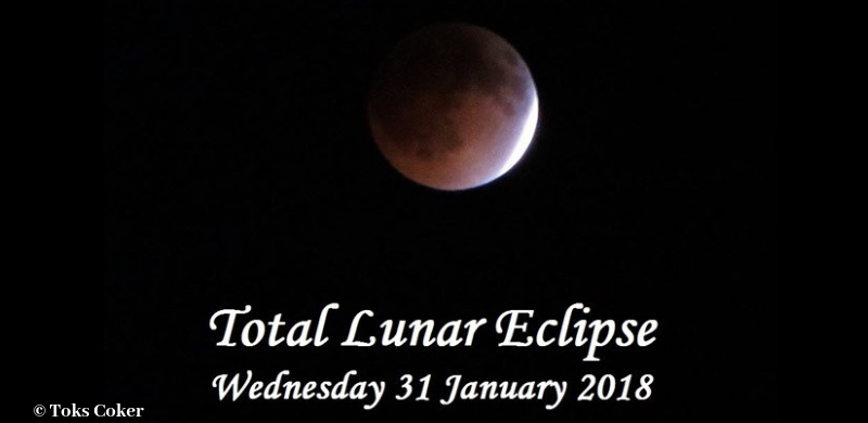 Total Lunar Eclipse, Red Moon, Full Moon, Blue Moon