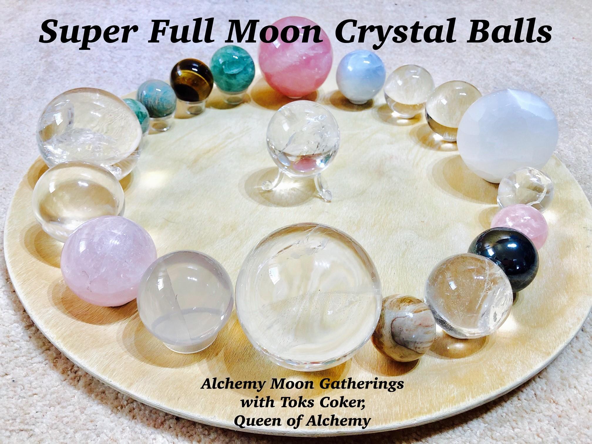 Super Full Moon 2019